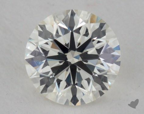 0.70 Carat J-SI1 Very Good Cut Round Diamond