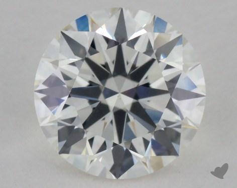 0.95 Carat I-VS2 Excellent Cut Round Diamond
