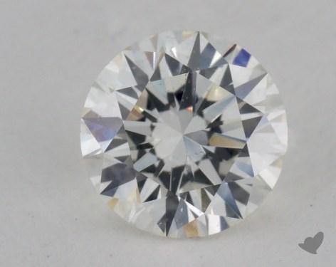0.95 Carat H-VS2 Excellent Cut Round Diamond