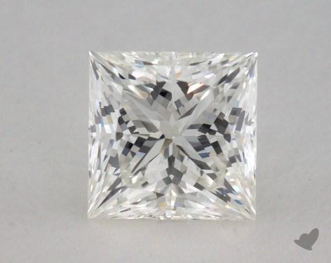 1.05 Carat H-VS1 Ideal Cut Princess Diamond