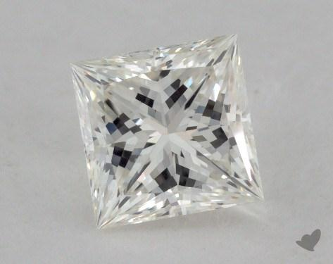 1.04 Carat I-VS1 Ideal Cut Princess Diamond