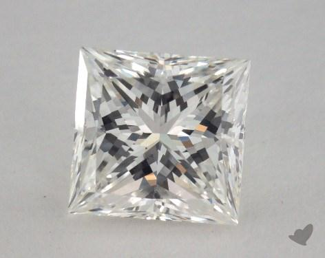 1.03 Carat G-VS2 Princess Cut Diamond