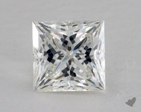 1.69 Carat H-VVS2 Ideal Cut Princess Diamond