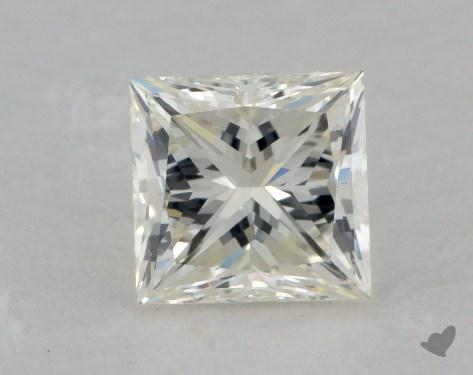1.22 Carat J-VS1 Ideal Cut Princess Diamond