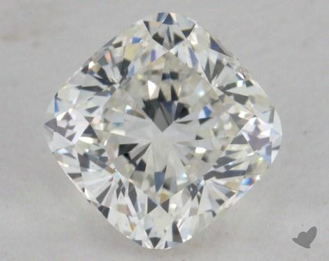 1.57 Carat H-VS2 Cushion Cut Diamond