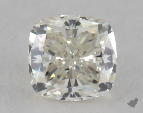 0.70 Carat K-VVS2 Cushion Cut  Diamond