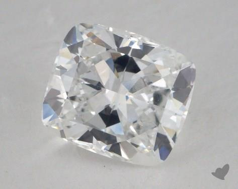 1.52 Carat E-VVS2 Cushion Cut Diamond