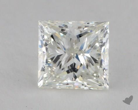 2.00 Carat H-VS2 Princess Cut  Diamond