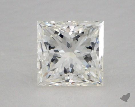 1.65 Carat H-VS1 Ideal Cut Princess Diamond
