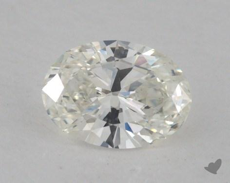 0.97 Carat I-VS2 Oval Cut Diamond