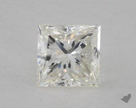 1.20 Carat J-VVS2 Ideal Cut Princess Diamond