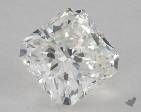 2.04 Carat H-VS2 Radiant Cut Diamond