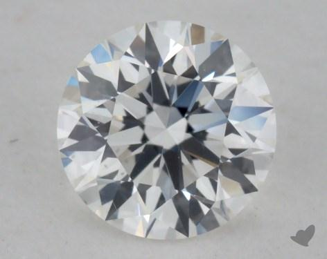 0.60 Carat F-VS2 Excellent Cut Round Diamond