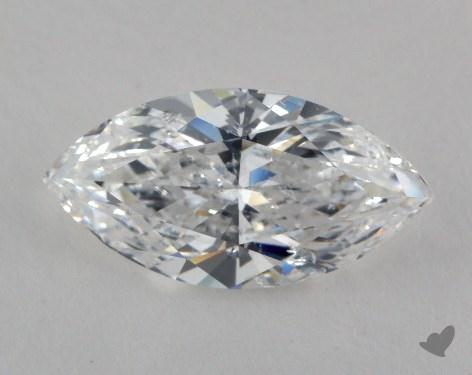 5.03 Carat E-SI2 Marquise Cut  Diamond