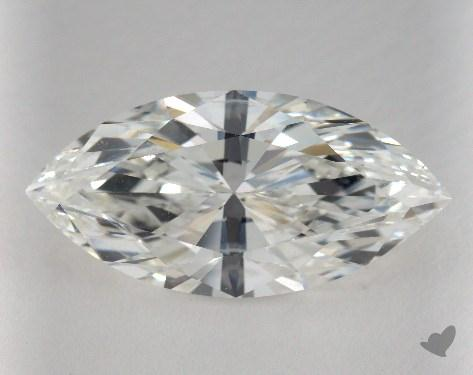 5.02 Carat H-SI2 Marquise Cut Diamond