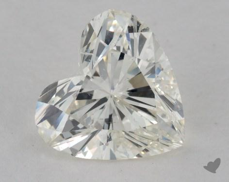 4.03 Carat I-SI2 Heart Shape Diamond