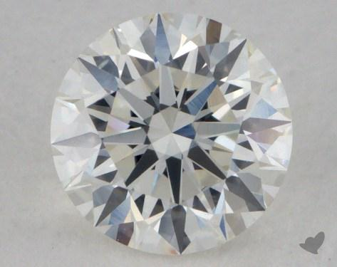 0.90 Carat H-VS2 Round Diamond