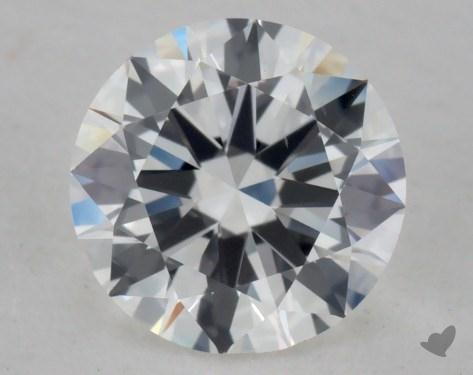0.70 Carat G-VS2 Very Good Cut Round Diamond