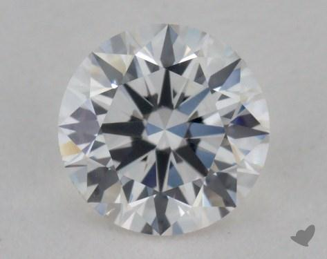 0.55 Carat H-SI1 Ideal Cut Round Diamond