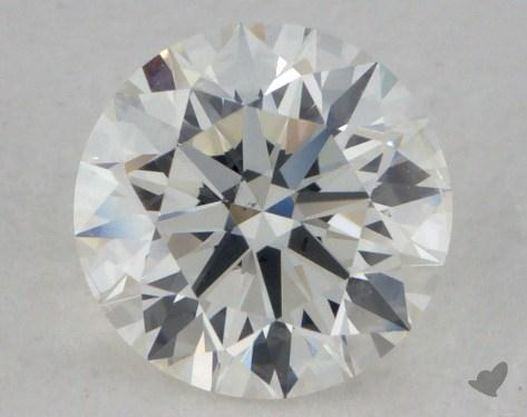 0.90 Carat I-SI2 Ideal Cut Round Diamond