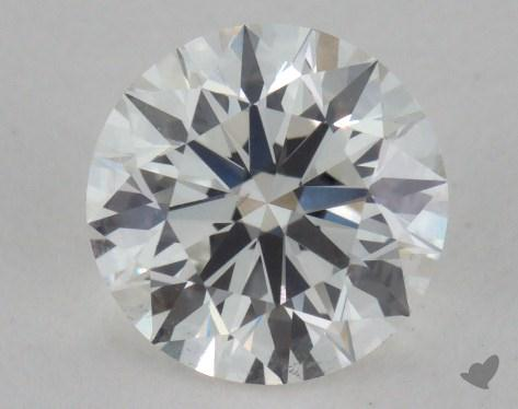0.80 Carat H-VS2 Round Diamond