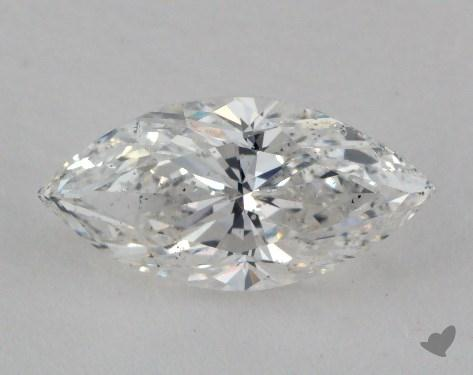 1.92 Carat F-SI2 Marquise Cut Diamond