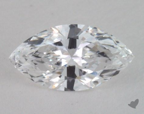 1.31 Carat D-SI1 Marquise Cut Diamond