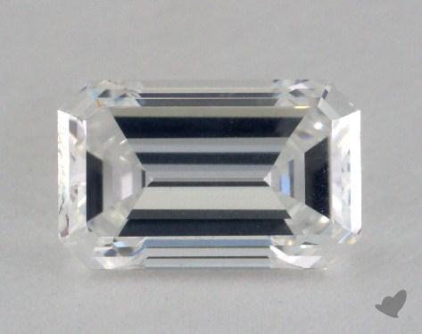 1.20 Carat E-VVS2 Emerald Cut Diamond