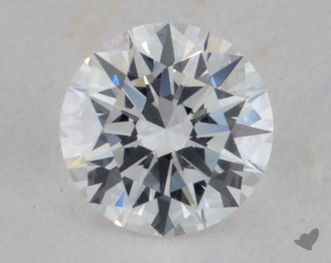 0.30 Carat E-VVS2 Excellent Cut Round Diamond