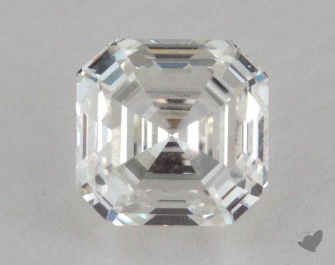 1.01 Carat I-VS2 Asscher Cut Diamond