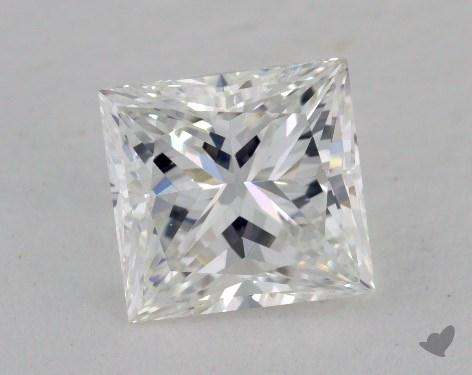 1.46 Carat E-VS1 Princess Cut  Diamond