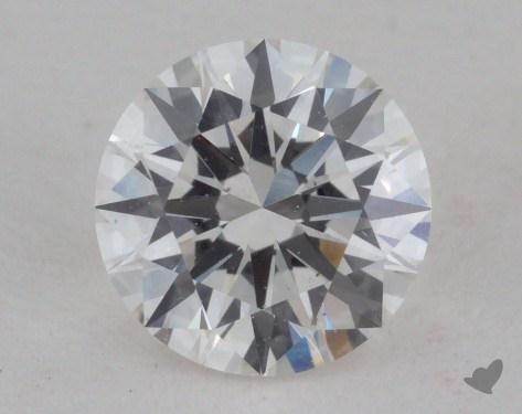 0.60 Carat H-VS2 Ideal Cut Round Diamond