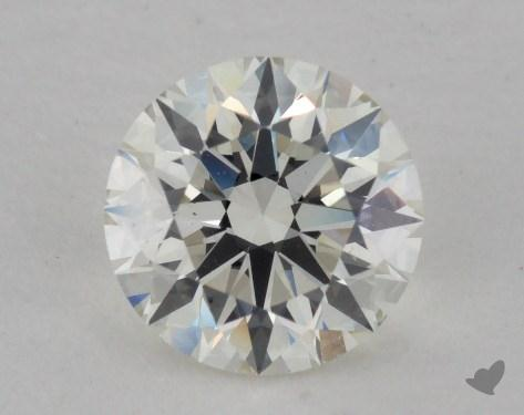 1.42 Carat J-VS2 Excellent Cut Round Diamond