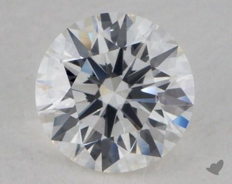 0.70 Carat G-SI1 Excellent Cut Round Diamond