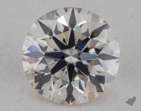0.55 Carat J-VS2 Excellent Cut Round Diamond
