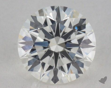 0.81 Carat I-VS1 Excellent Cut Round Diamond