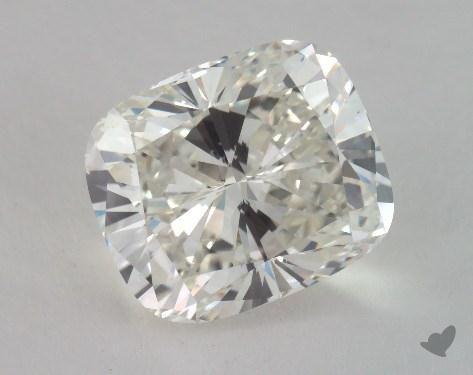 5.04 Carat I-VS1 Cushion Cut Diamond