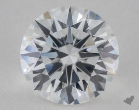 2.03 Carat E-VS1 Excellent Cut Round Diamond