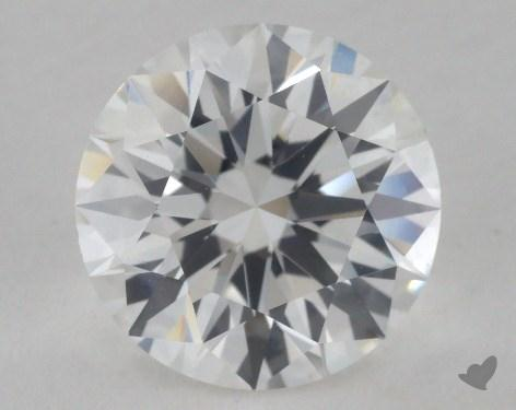 2.09 Carat E-VS2 Excellent Cut Round Diamond