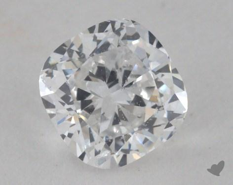 0.44 Carat E-SI2 Cushion Cut Diamond