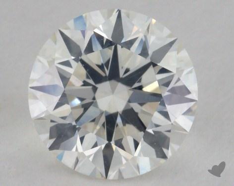 1.72 Carat I-SI1 Excellent Cut Round Diamond
