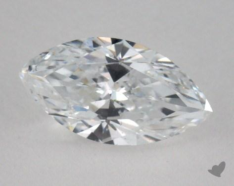 2.02 Carat D-SI1 Marquise Cut Diamond
