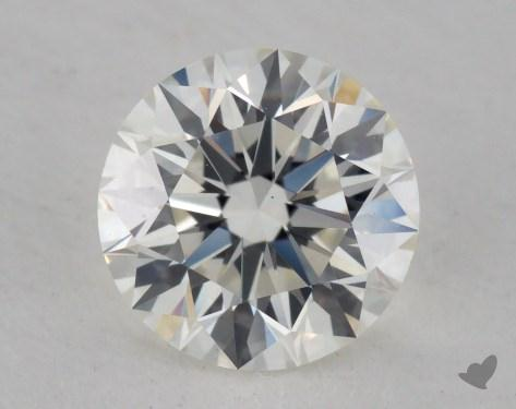 0.81 Carat I-VS1 Excellent Cut Round Diamond