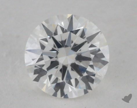 0.46 Carat H-SI1 True Hearts<sup>TM</sup> Ideal Diamond