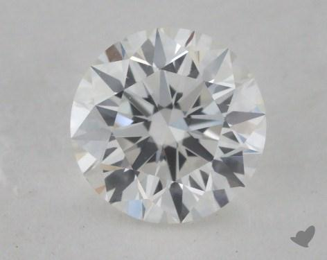 0.61 Carat G-VVS2 Excellent Cut Round Diamond