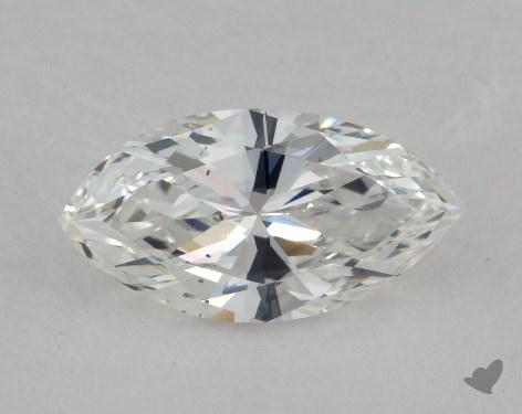 1.45 Carat F-SI1 Marquise Cut Diamond