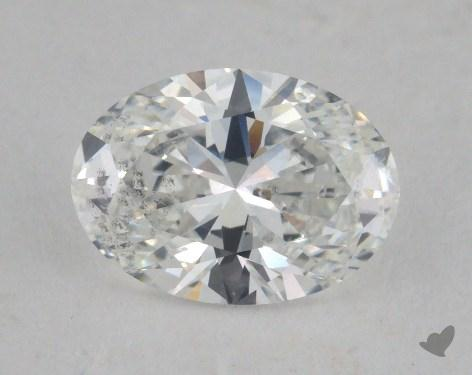 1.04 Carat G-SI2 Oval Cut Diamond