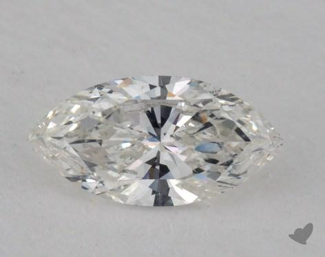 0.70 Carat H-SI2 Marquise Cut Diamond