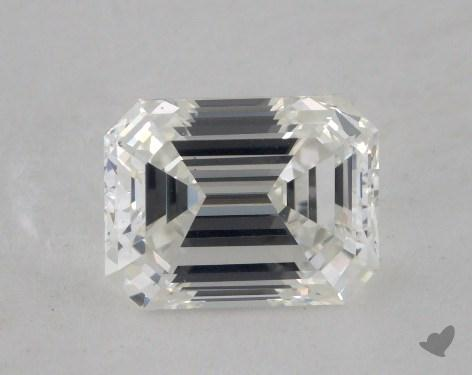1.02 Carat H-VS2 Emerald Cut Diamond