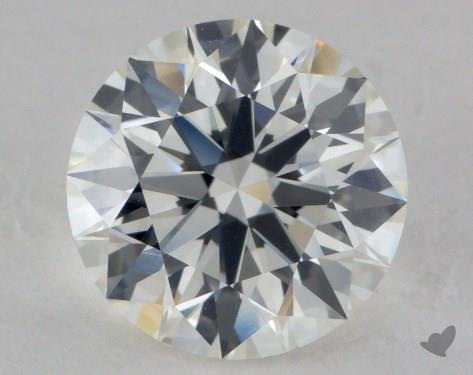2.09 Carat I-VS1 Excellent Cut Round Diamond